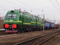 Новочеркасск. 2ЭС4К Дончак-053
