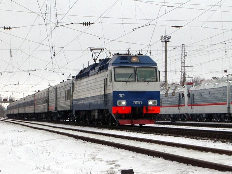 Новочеркасск. ЭП10-012