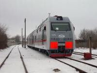Новочеркасск. 3ЭС5К-105 Ермак
