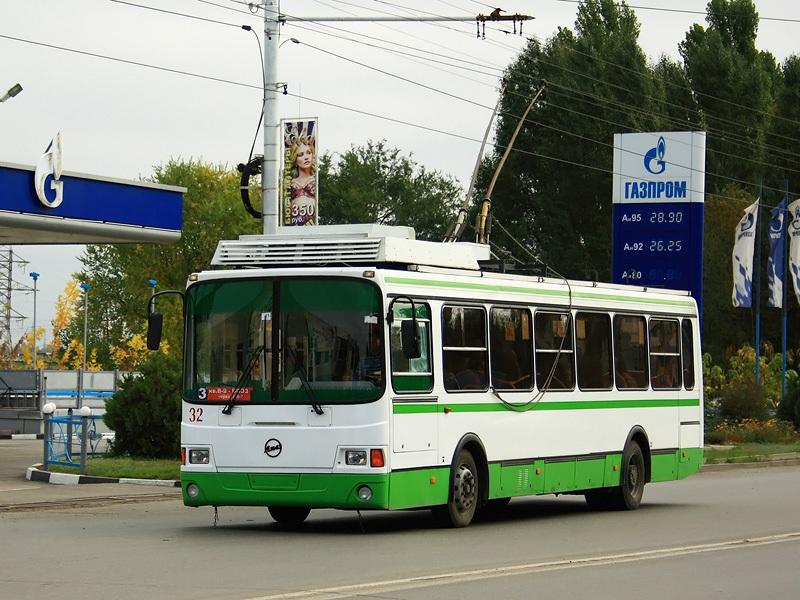 Волгодонск. ВЗТМ-5280 №32