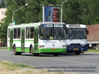 Ростов-на-Дону. Alpus 260S са477, ЛиАЗ-5256 мв049