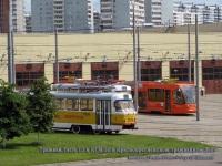 Москва. 71-630 (КТМ-30) №3100, Tatra T3 №0328