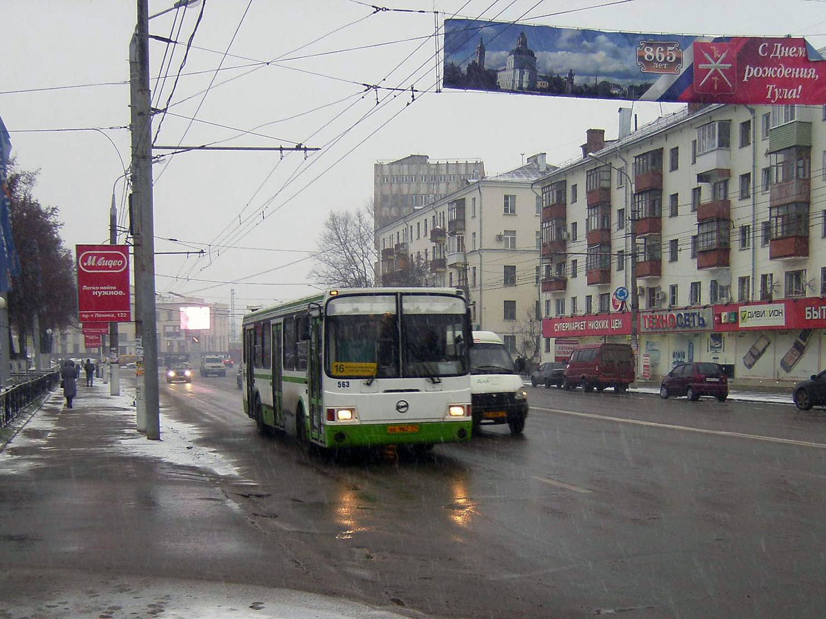 Тула. ЛиАЗ-5256.45 ае962