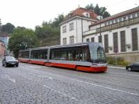 Прага. Škoda 15T №9201