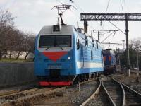 Новороссийск. ЭП1М-531, ТЭМ7-0003