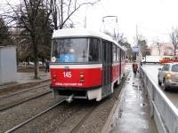 Краснодар. Tatra T3SU №145