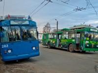 Петрозаводск. ЗиУ-682Г00 №282, ЗиУ-682Г00 №300