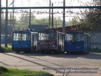 Кострома. ВМЗ-100 №151, ВМЗ-100 №158, ЗиУ-682Г00 №190