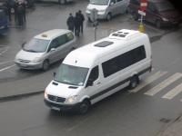 Освенцим. Mercedes-Benz Sprinter WB 1418F