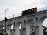 Рио-де-Жанейро. Двухосный моторный вагон №09