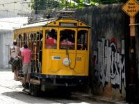 Рио-де-Жанейро. Двухосный моторный вагон №08