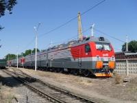 Новочеркасск. 3ЭС5К Ермак-302