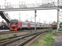 Новочеркасск. ЭД9М-0101, ВЛ80с-578