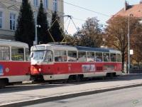 Прага. Tatra T3 №8338, Tatra T3 №8339