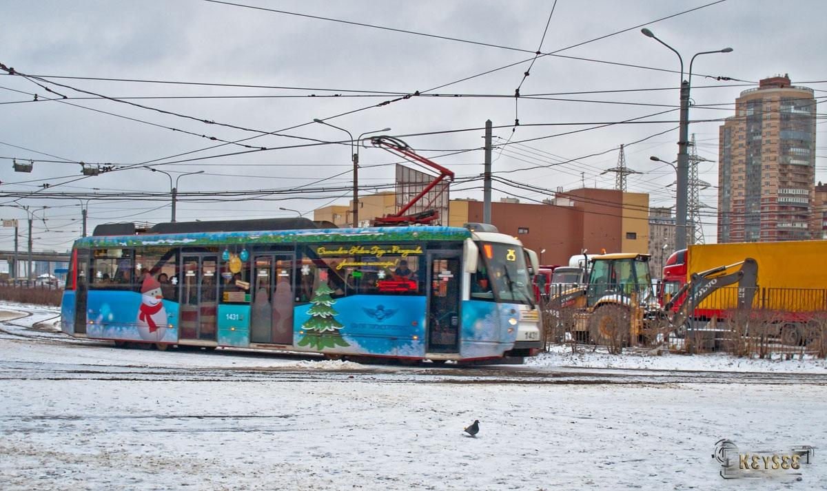 Санкт-Петербург. 71-153 (ЛМ-2008) №1431