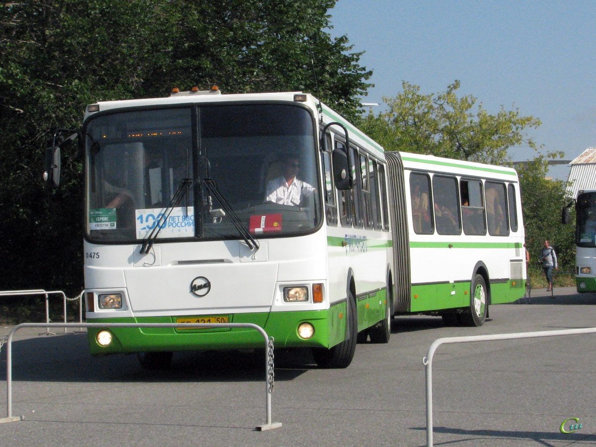 Жуковский. ЛиАЗ-6212.01 ее121