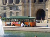 Вашингтон. (автобус - модель неизвестна) B 41523