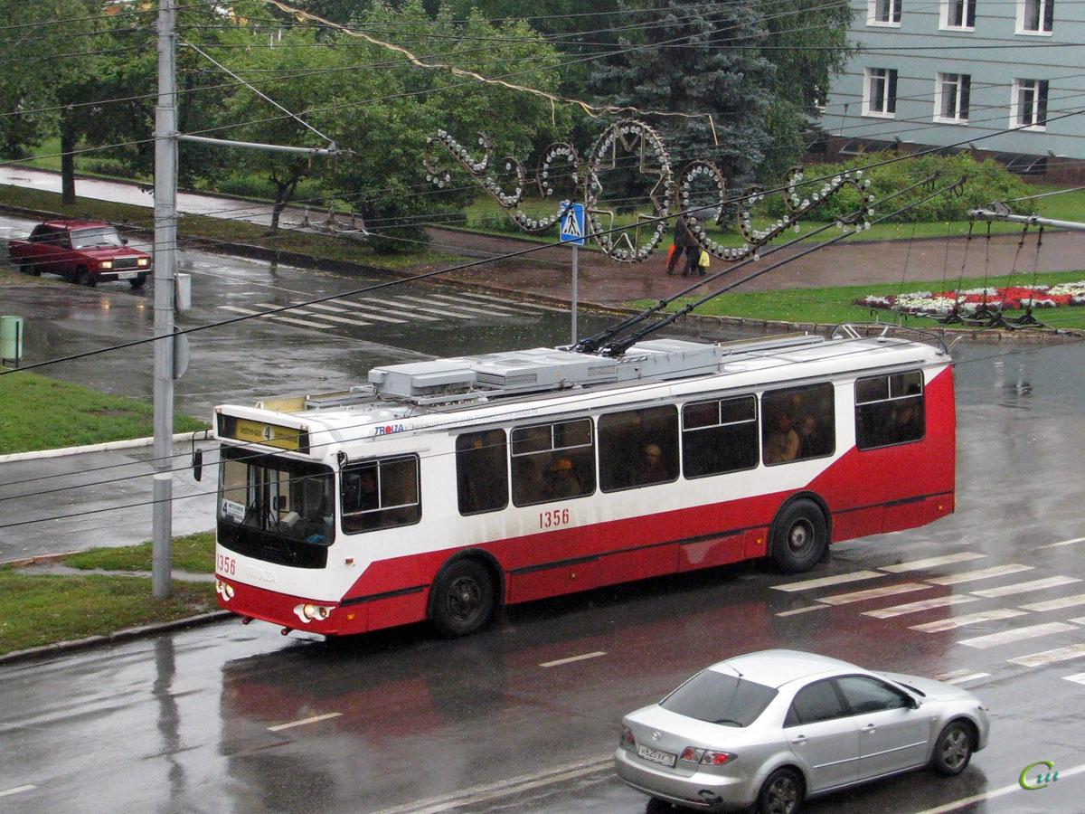Ижевск. ЗиУ-682Г-016.02 (ЗиУ-682Г0М) №1356