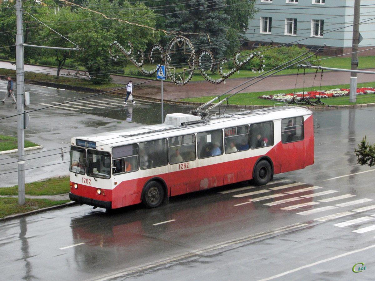 Ижевск. ЗиУ-682В00 №1262