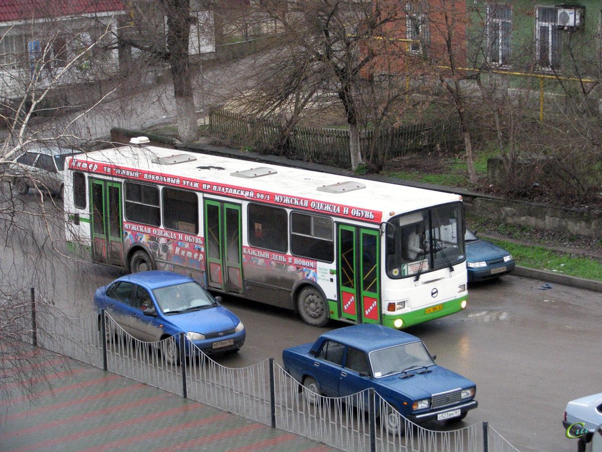 Новочеркасск. ЛиАЗ-5256 сн184