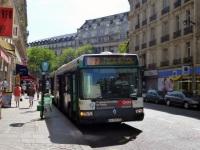Париж. Renault Agora L BV-535-ZC