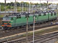 Вологда. ВЛ80с-2054, ВЛ80с-2012