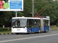 Москва. ТролЗа-6206 Мегаполис №7619