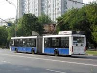 Москва. ТролЗа-6206 Мегаполис №7621