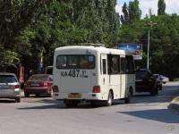 Таганрог. Hyundai County SWB ка487