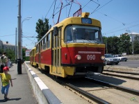 Краснодар. Tatra T3SU №090, Tatra T3SU №148