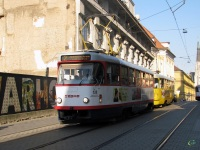 Оломоуц. Tatra T3 №138, Tatra T3 №134