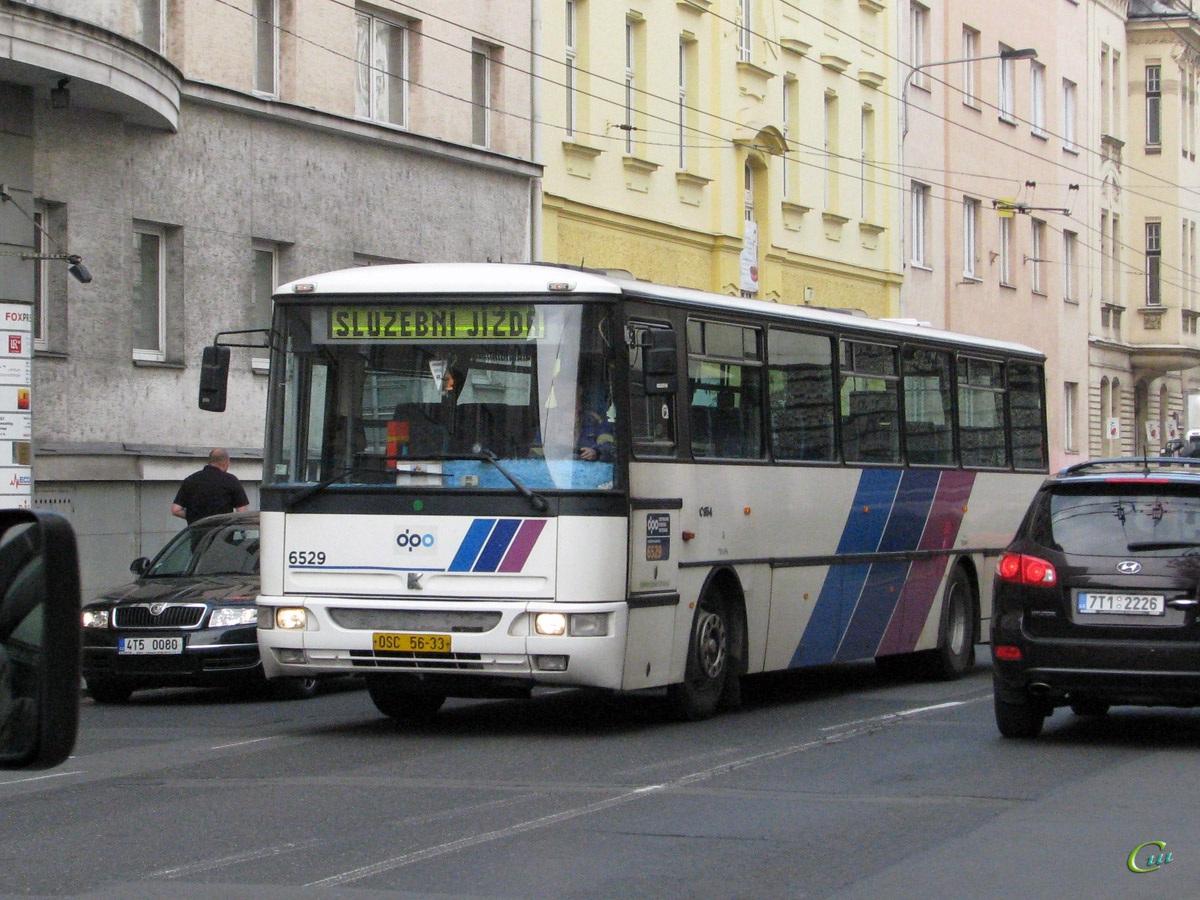 Острава. Karosa C954 OSC 56-33
