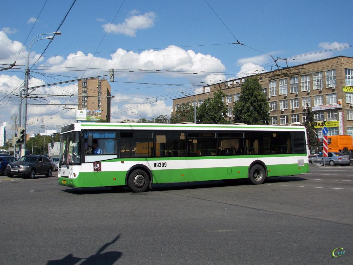 Москва. ЛиАЗ-5292.20 ву603