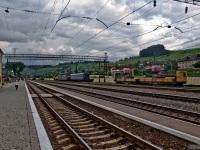 Воловец. Железнодорожная станция Воловец