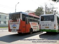 Рязань. ЛиАЗ-5256.25 ак668, НефАЗ-3299 ае687