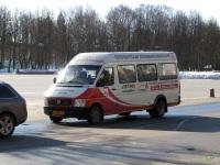 Великий Новгород. Volkswagen LT46 аа894