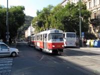 Прага. Tatra T3SUCS №7194