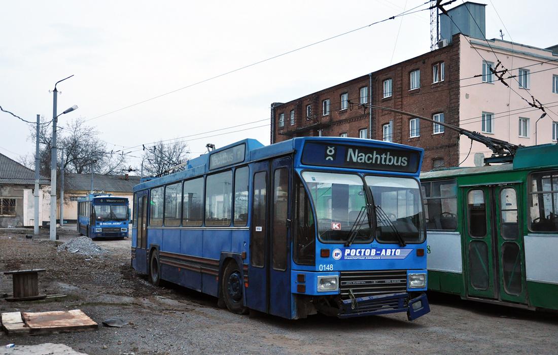 Таганрог. DAF B79T-K560 №0148