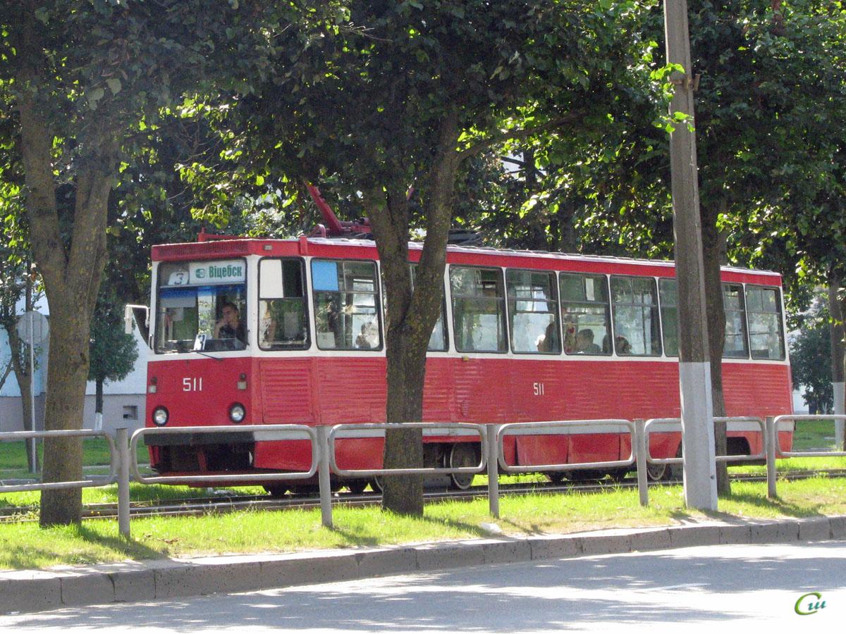 Витебск. 71-605А (КТМ-5А) №511