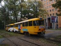 Днепр. Tatra T4 №1455, Tatra T4 №1456