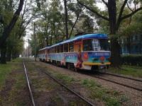 Днепр. Tatra T4 №1453, Tatra T4 №1454