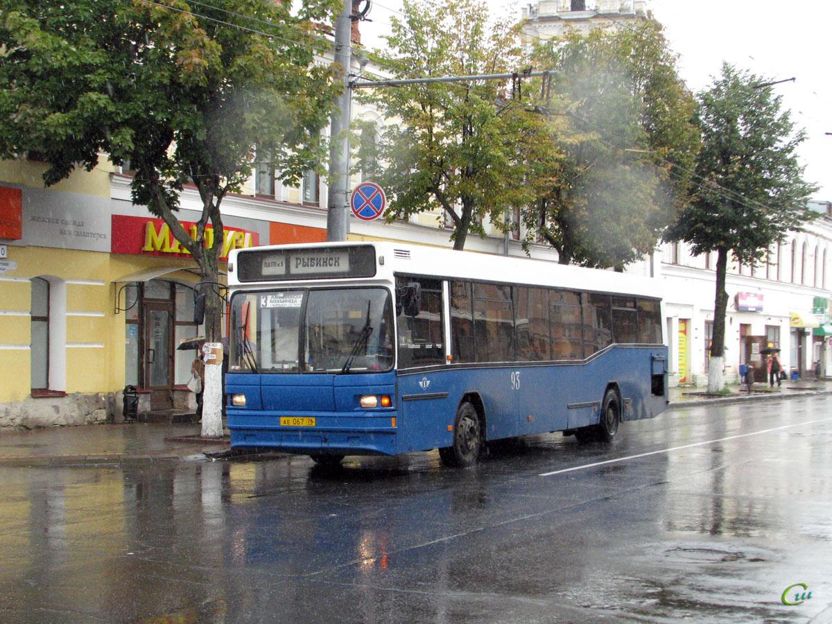 Рыбинск. МАЗ-104.031 ае067