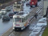 Тверь. Tatra T3SU №231, ТролЗа-5265.00 Мегаполис №85