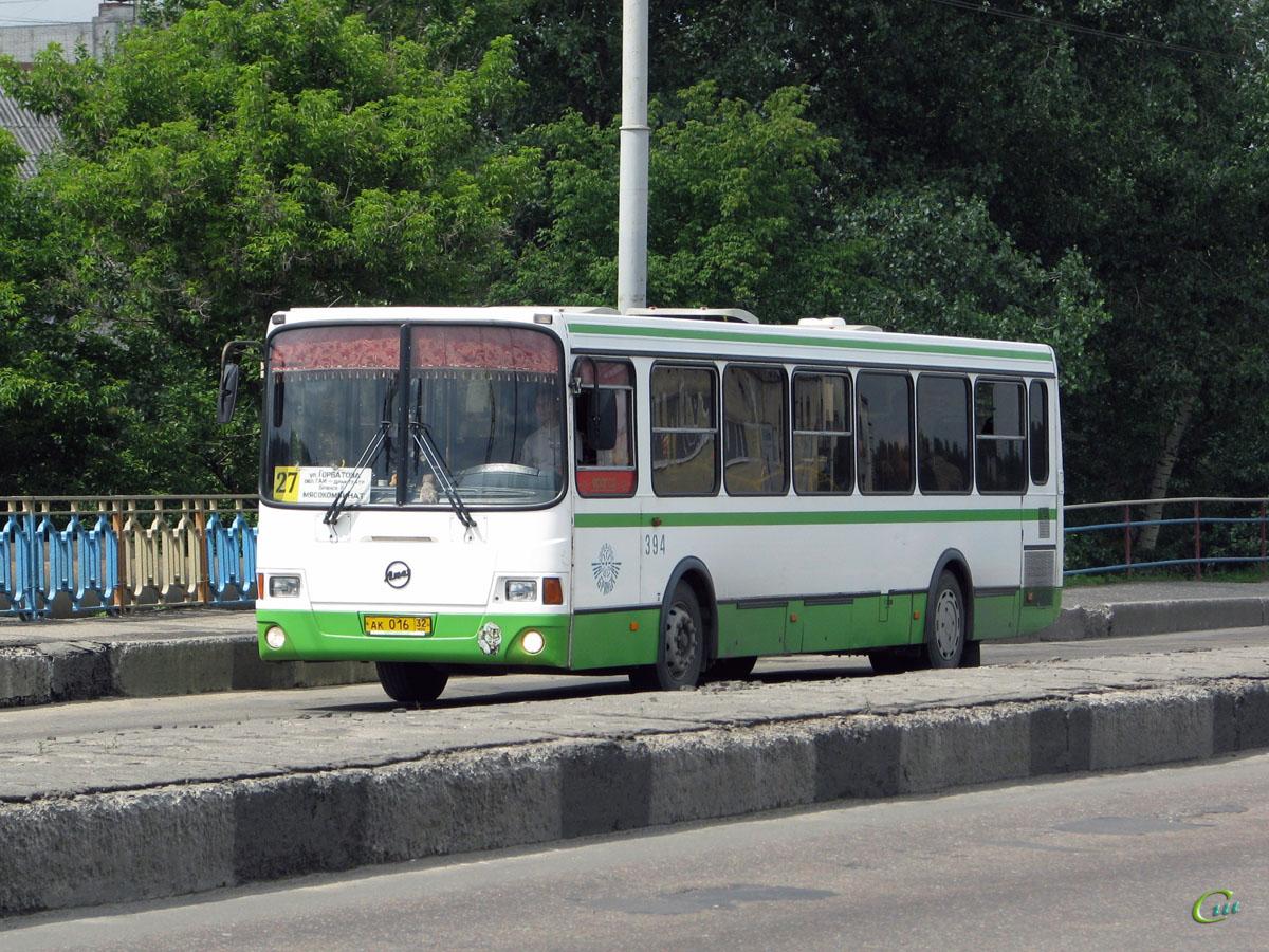 Брянск. ЛиАЗ-5256.26 ак016