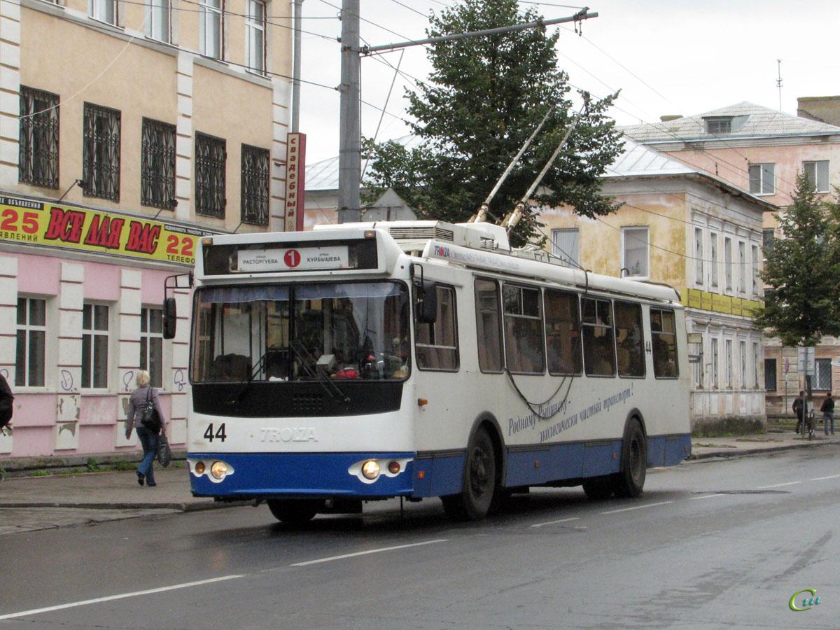 Рыбинск. ЗиУ-682Г-016.02 (ЗиУ-682Г0М) №44