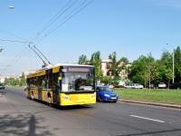 Донецк. ЛАЗ-Е183 №1525