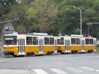 Будапешт. Tatra T5C5 №4006, Tatra T5C5 №4007