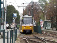 Будапешт. Tatra T5C5 №4120
