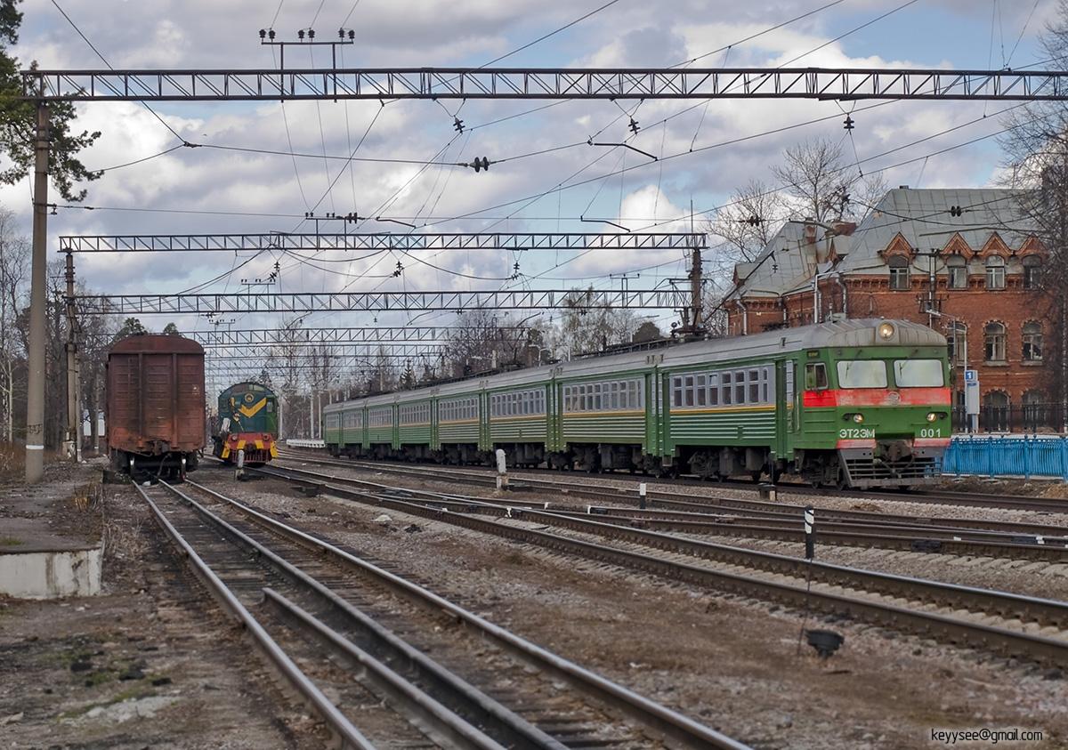 Санкт-Петербург. ЭТ2ЭМ-001