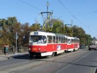 Прага. Tatra T3SUCS №7202, Tatra T3SUCS №7203